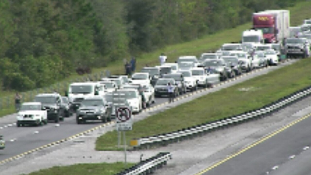 Turnpike reopens in Osceola County following fatal crash