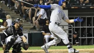 Gordon's bat, Keller's arm lead Royals past White Sox, 3-1