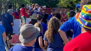 Jeffco Teachers Rally