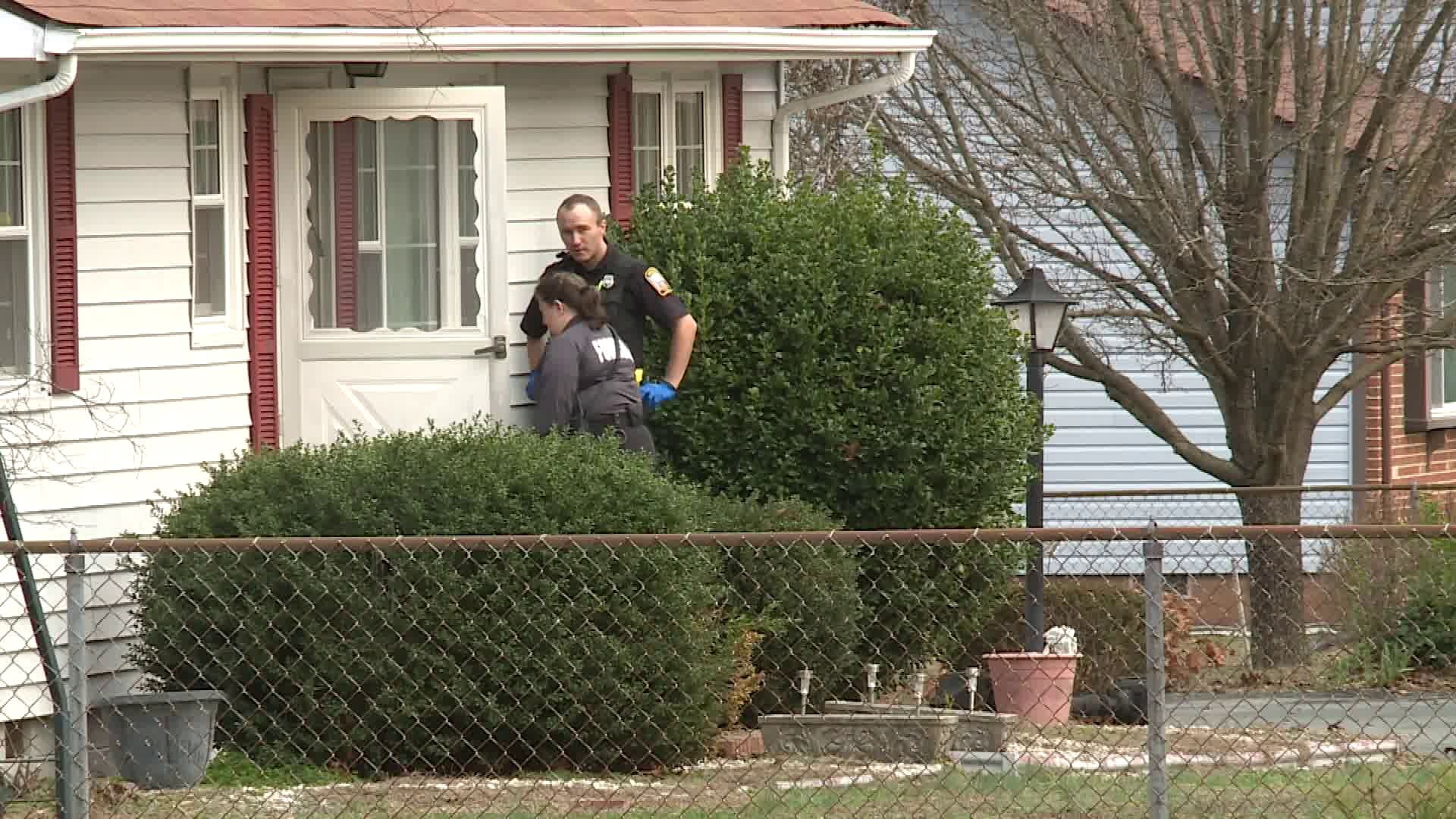 Photos: Man dies after being shot during Chesterfield homeinvasion