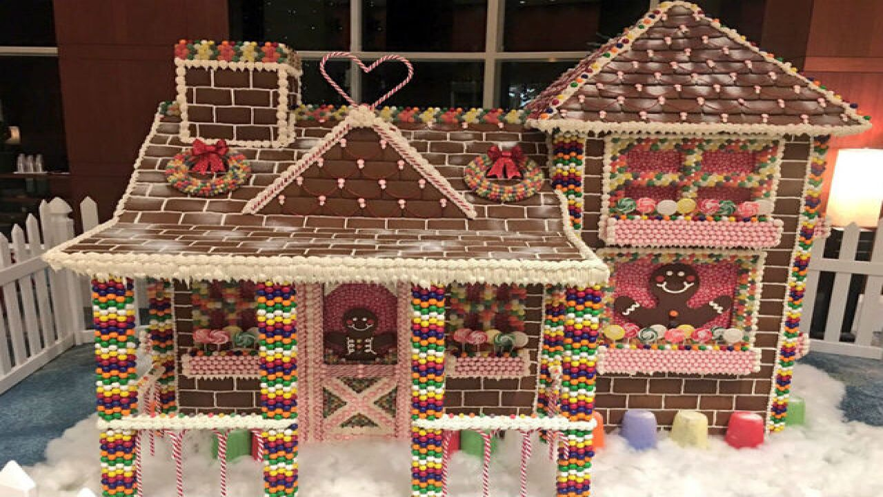 Local Pastry Chef Wins Food Network Cookie Challenge