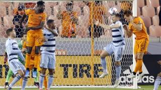 MLS Sporting Dynamo Soccer