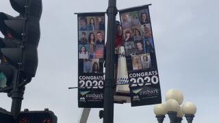 Downtown Great Falls celebrates graduating seniors