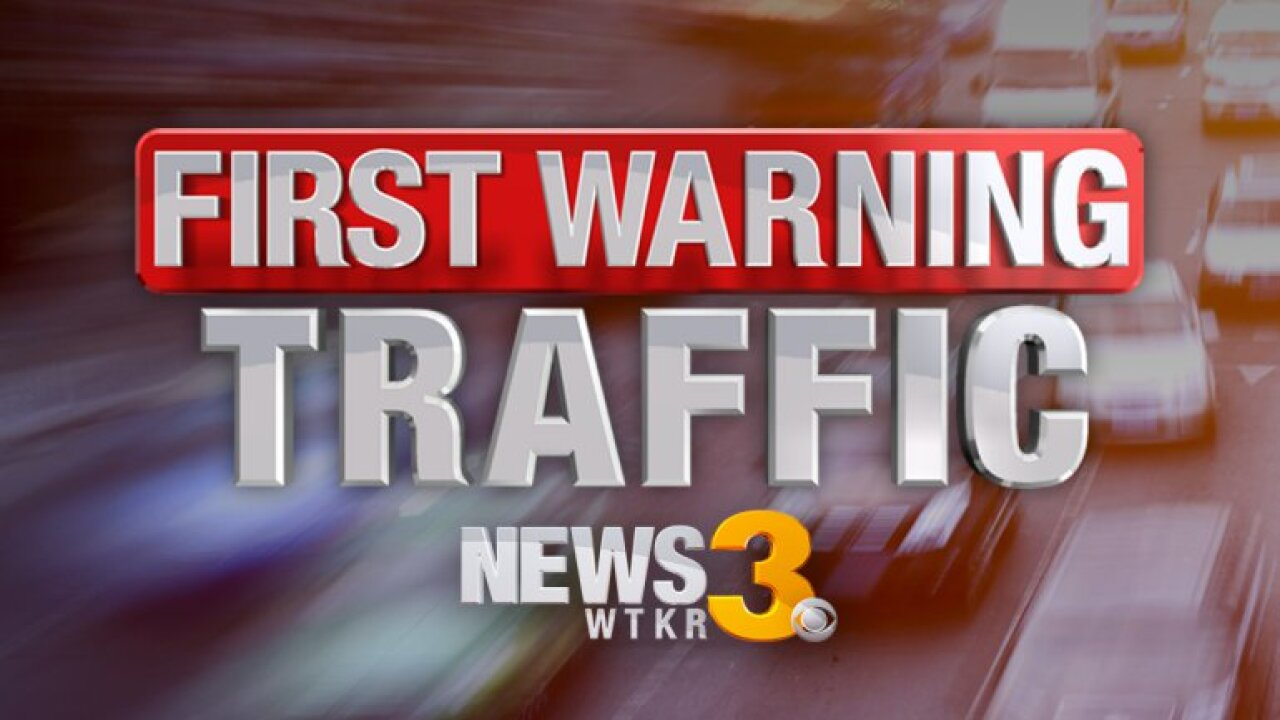 First Warning Traffic – Road closures in Norfolk and Chesapeake for Thursday, road work at the area tunnels overnight.