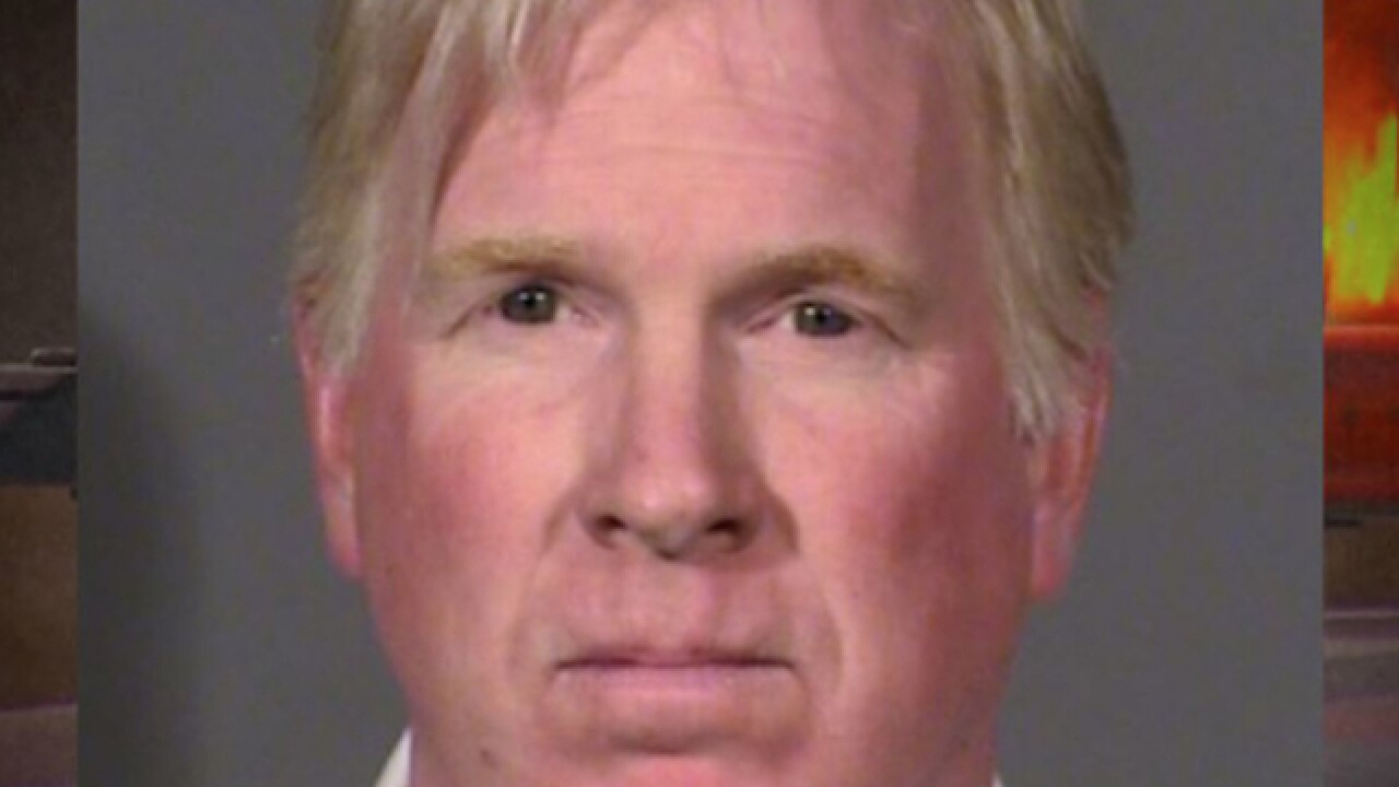Las Vegas personal injury lawyer arrested on at least 39 theft counts, $1.8 million taken