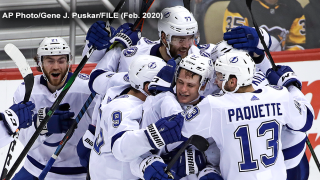 Tampa Bay wins the 2020 Stanley Cup Final in the NHL's coronavirus bubble