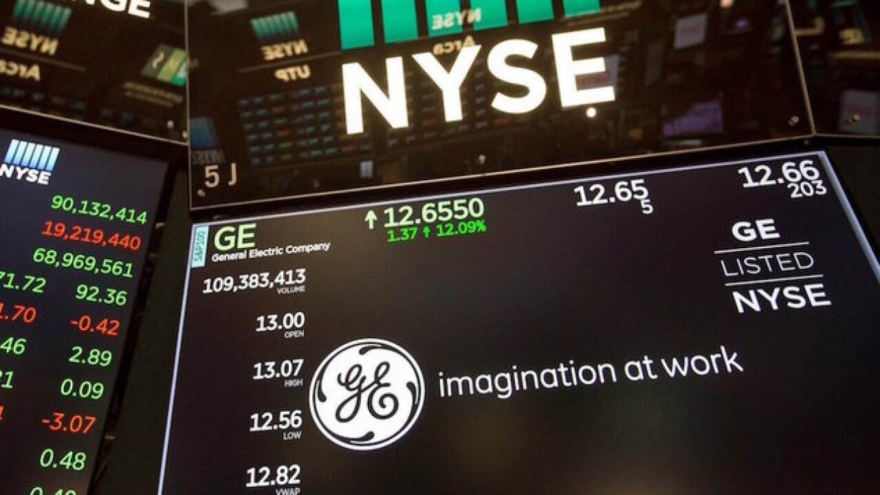 GE slashes 119-year old dividend to a penny