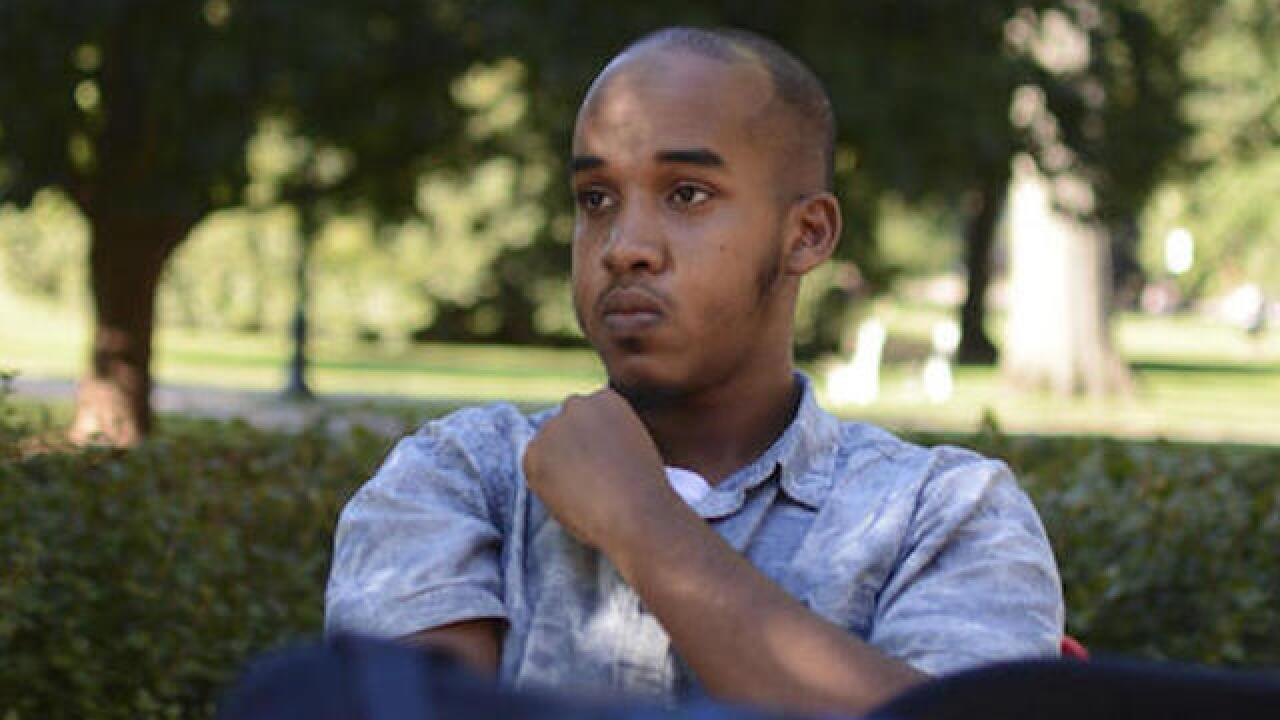 Ohio State knife attacker buried as relatives remain stunned