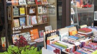 Second Reader Bookshop