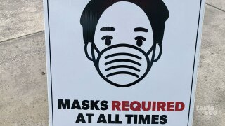 Masks are required at all times at The Honda Classic.