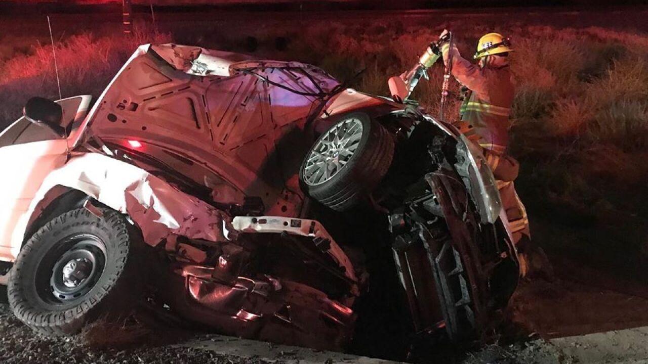 Fatal Accident Near McFarland
