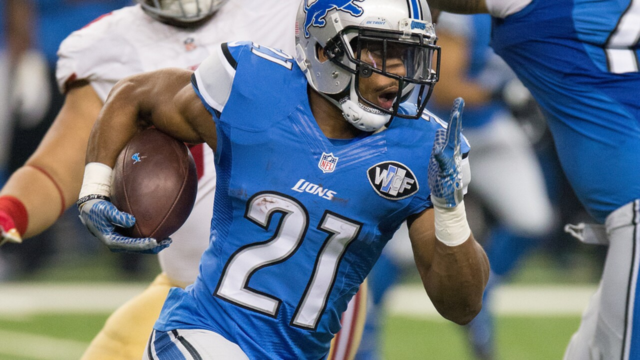 best website 1155c 15a0e No more 'no contact' jersey for Ameer Abdullah