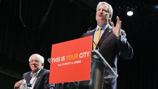 De Blasio to endorse Sanders for President: reports