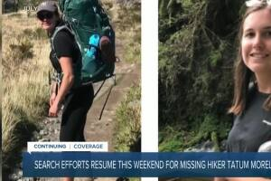 Search resumes for hiker missing in mountains outside Red Lodge