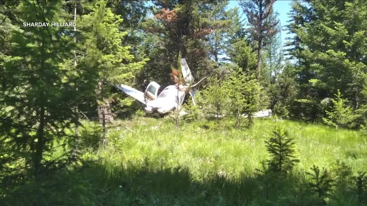 Marion Plane Crash