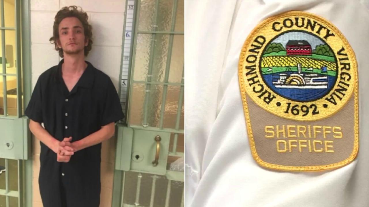 Lousiana murder suspect captured, raised in Virginiatown