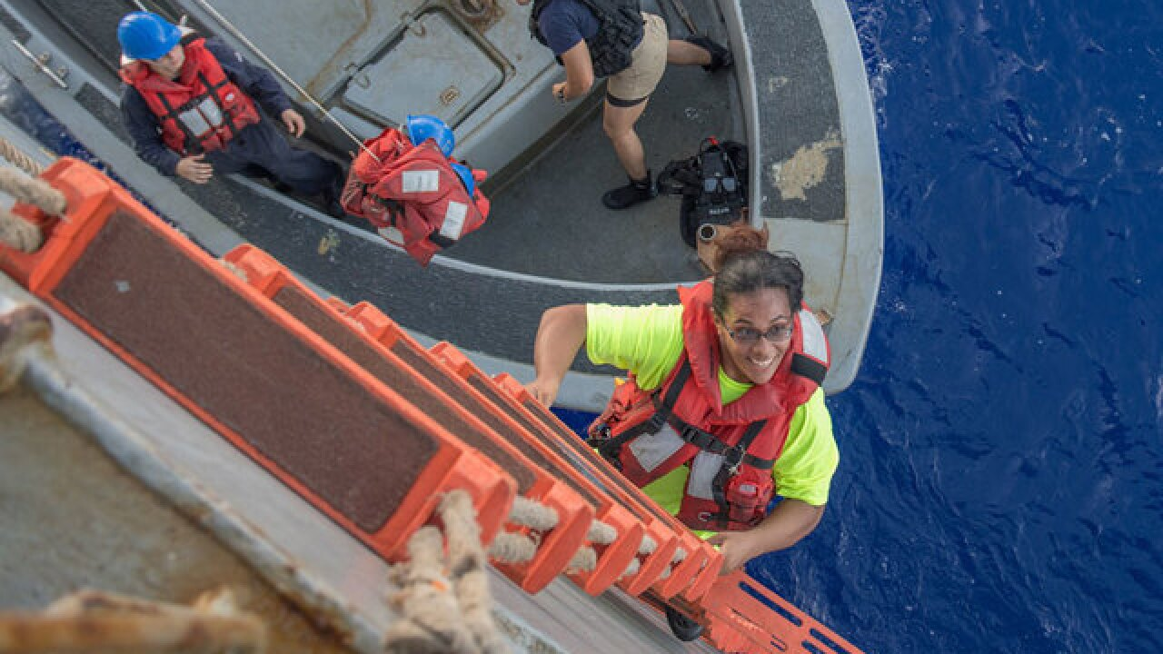 2 women survive close to 5 months in the Pacific
