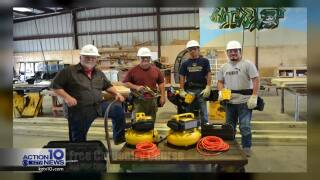 Del Mar College offering a FREE 10-week carpentry course to anyone