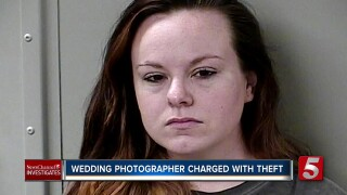 Wedding Photographer Arrested On Theft Charges, Accused Of Stealing From Brides