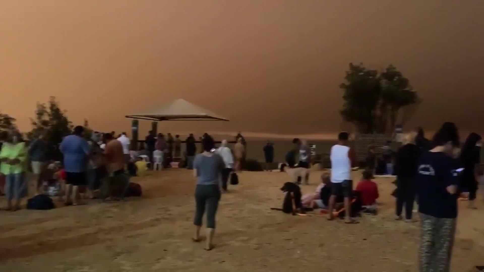 Photos: An Australian comedian has raised more than $26 million to fight deadlybushfires