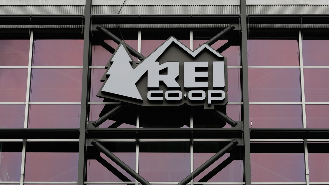This March 2, 2018, file photo shows the REI flagship store in Seattle.