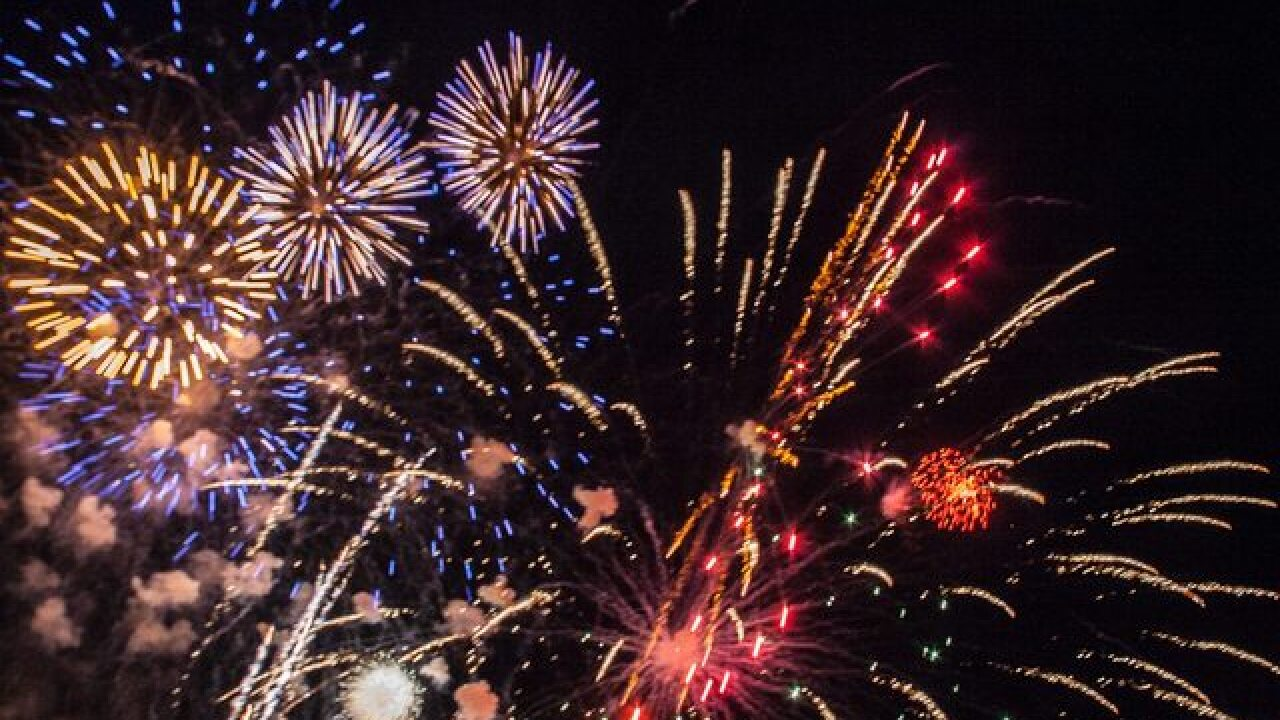 New app could decrease fireworks-related injuries