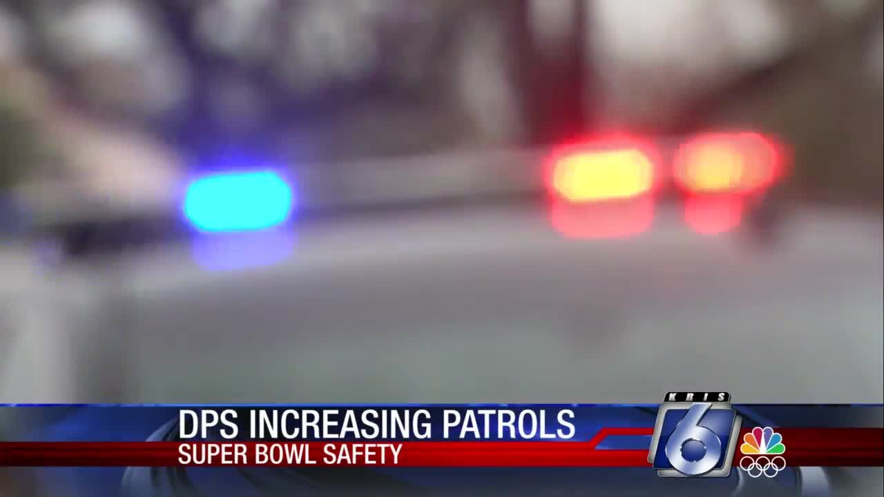 DPS gearing up for busy Super Bowl Sunday