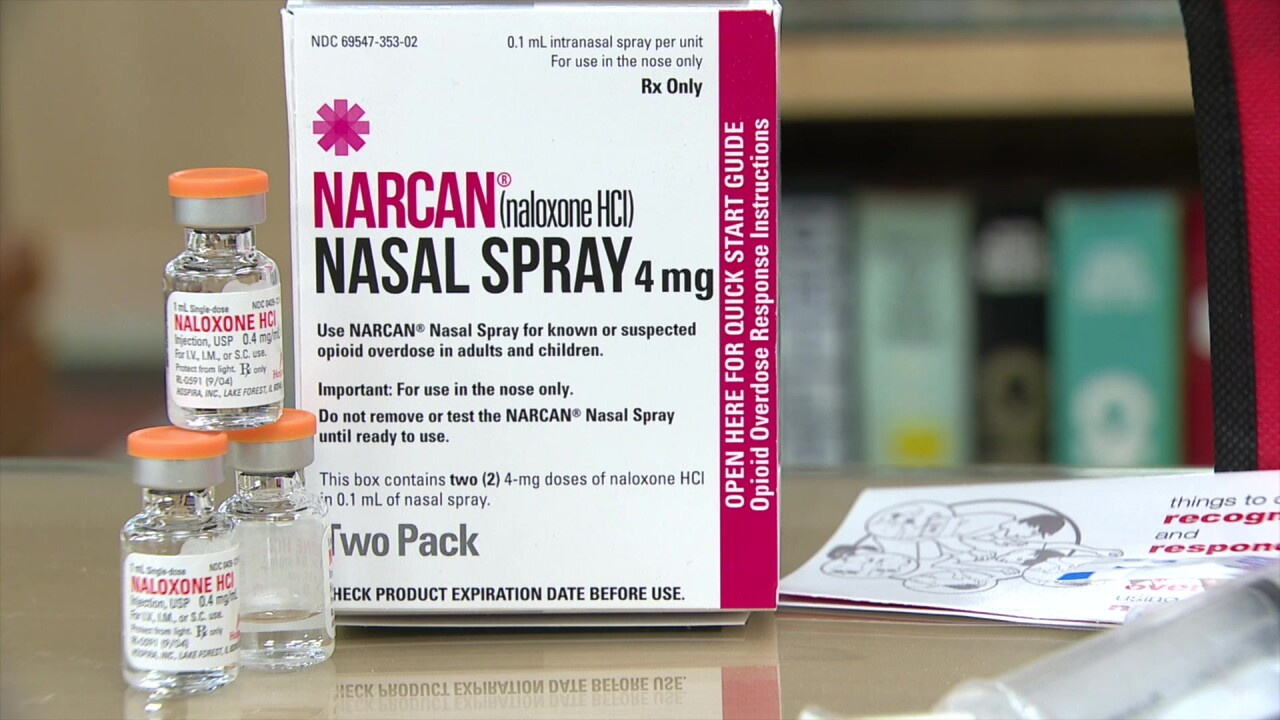 Libraries leverage resources in opioid fight