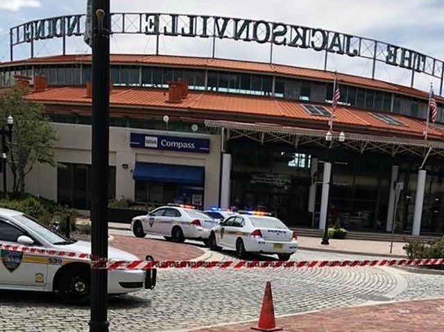 Photos: Mass shooting at video game tournament in Jacksonville, Florida