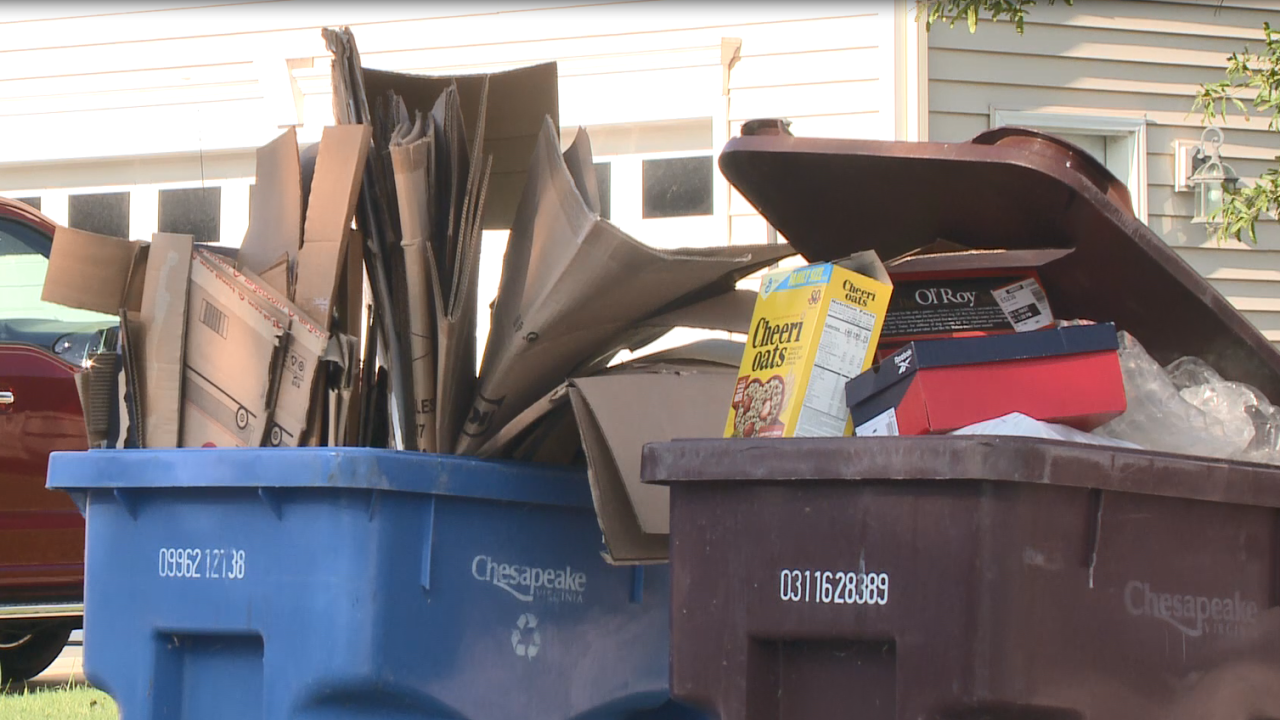 Chesapeake trash pickup delay.PNG