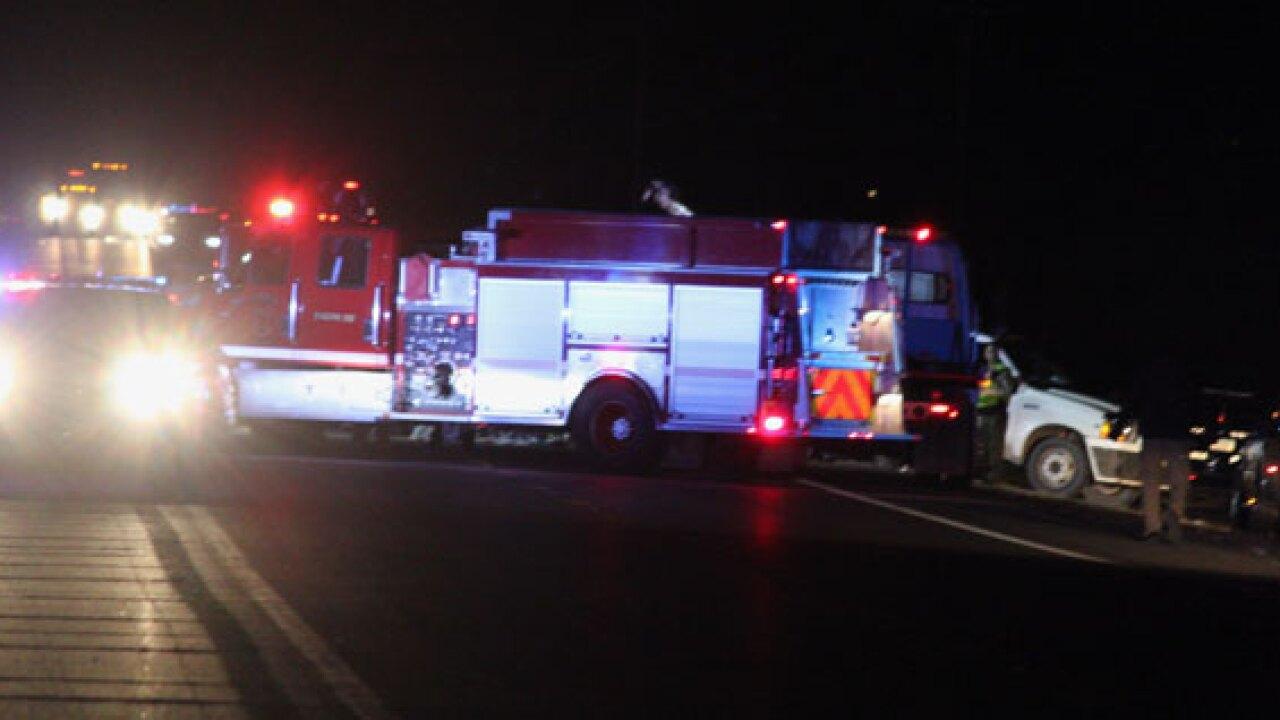 Graham County Crash