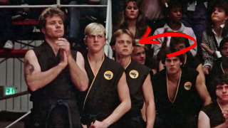 Karate Kid: Rob Garrison