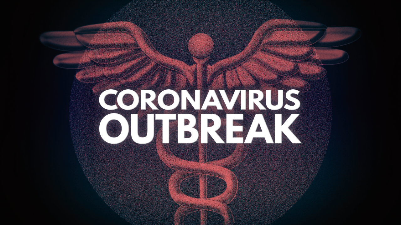 Confirmed coronavirus cases in US has tripled since Wednesday bringing total to 3,000