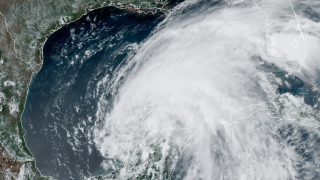 Gulf Coast under Tropical Storm Watch, prepares for Cristobal