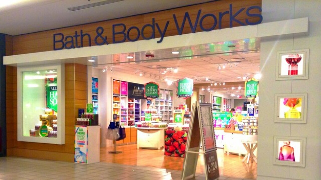 Bath & Body Works candles for $9.71 (regularly $24.50)