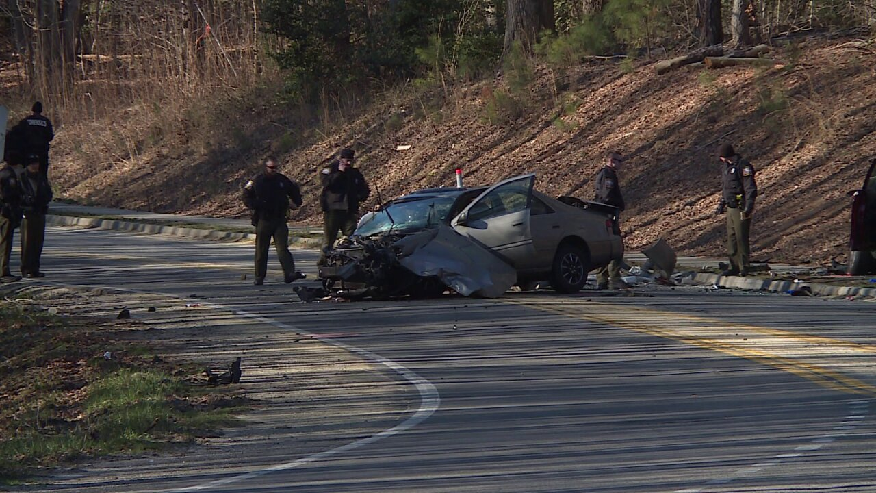 Police identify Richmond man killed in crash on icy Chesterfield road
