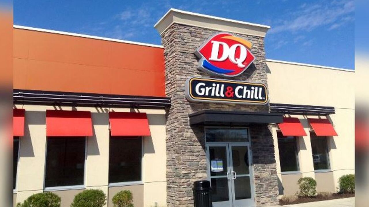 Dairy Queen customer reports raw chicken tender; employee fired