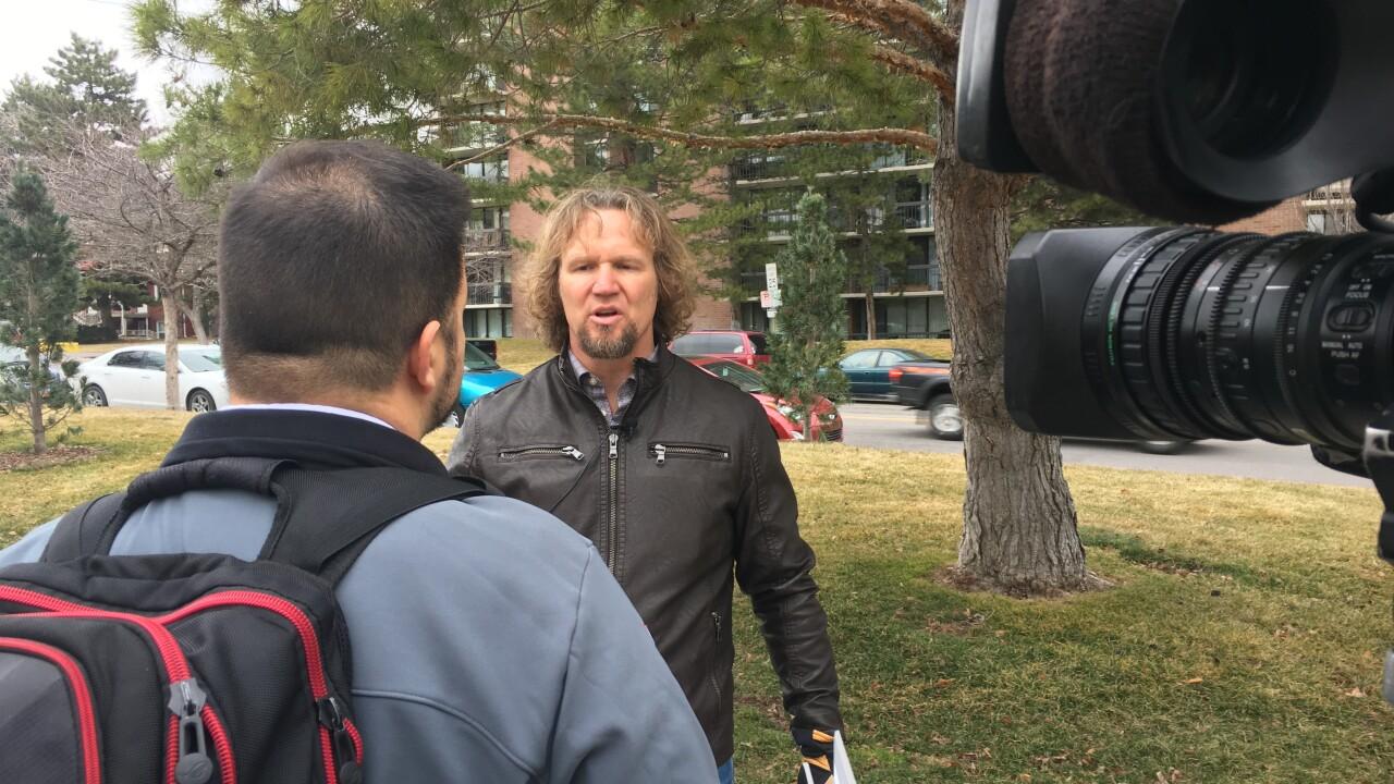 Kody Brown weighs in on his 'Sister Wives' lawsuit againstUtah