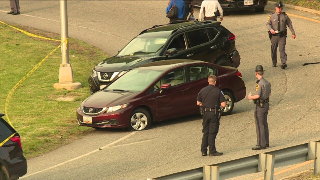 Police ID Henrico man shot on I-95: 'Being naked doesn't removethreat'