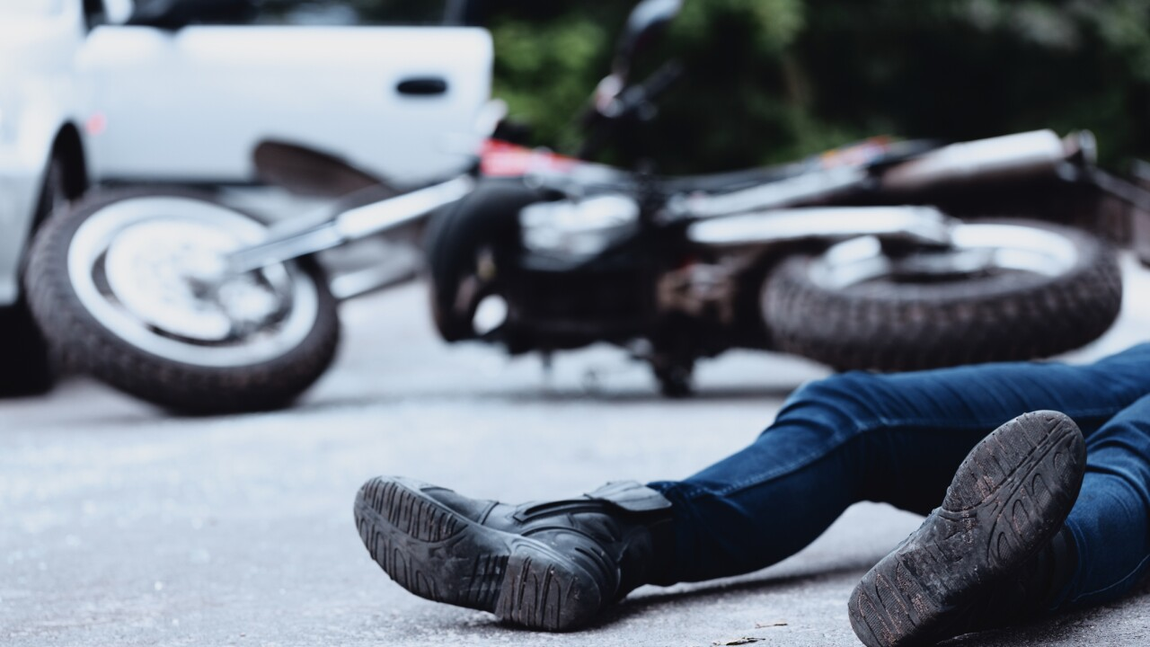 Virginia had 107 motorcycle fatalities in 2017 — highest in a decade