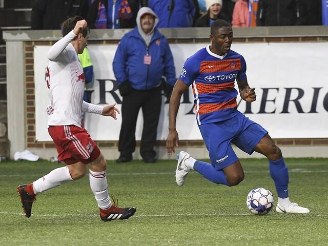 FC Cincinnati loses playoff game to New York Red Bulls II