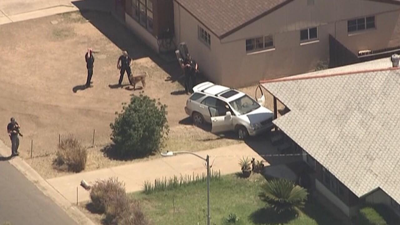 LIVE VIDEO: Phoenix police pursuit