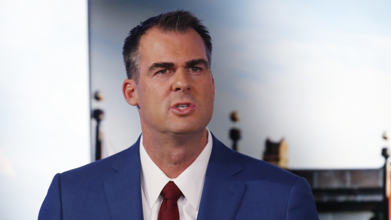 Kevin Stitt new photo