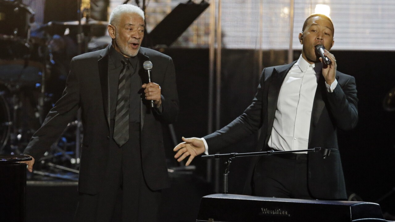 Bill Withers, John Legend
