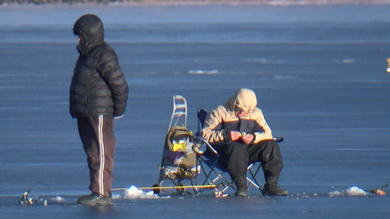 Ice Fishing at Chatfield State Park.PNG