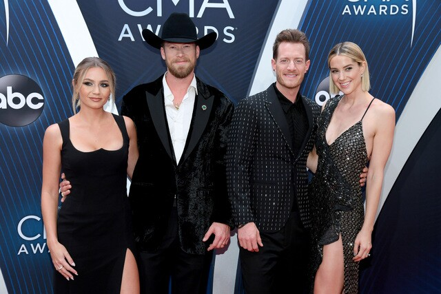 Photos: Celebrities gather for the CMA Awards