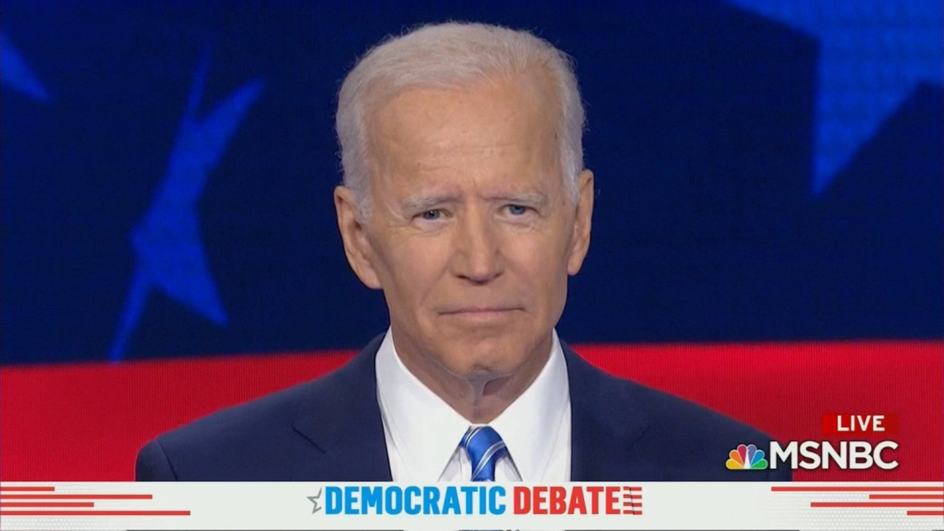 Photos: Harris confronts Biden over past efforts to block busing: 'That little girl was me'
