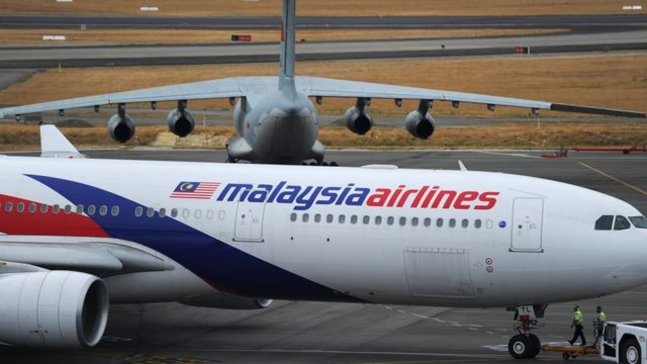 MH370 crash site could be north of search area, officials say