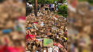 Donations pour in for those facing food insecurity amid Minneapolis protests