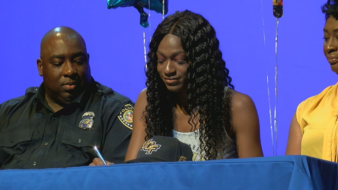 Godby Hurdler Signs With Central Florida